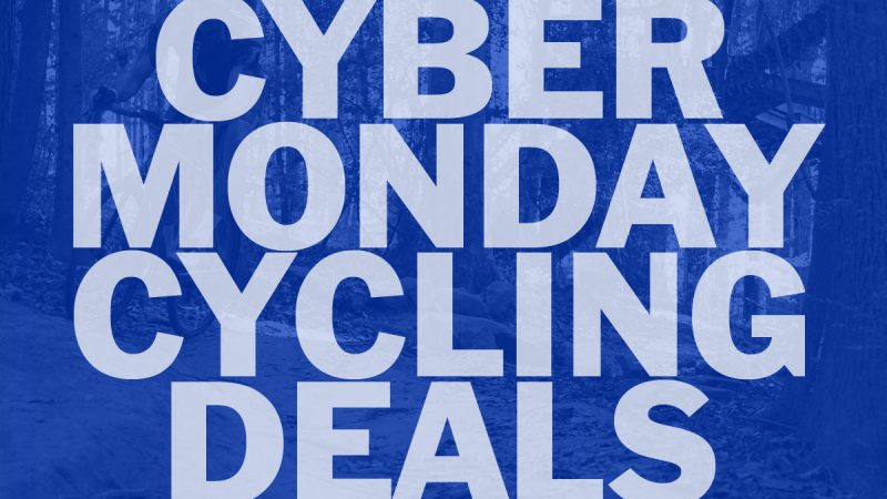 Cyber Monday Cycling Deals: All the best gear, components & more for 2020!