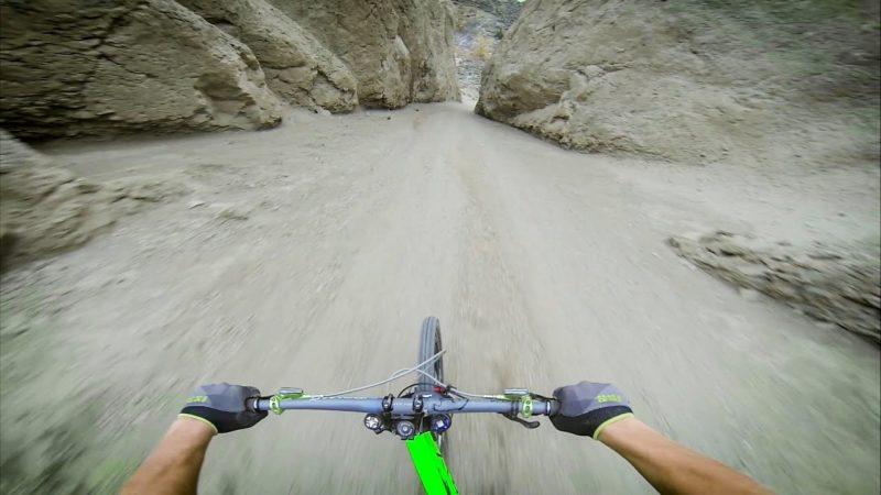GoPro Awards: Classic Chute Mountain Bike Freeride