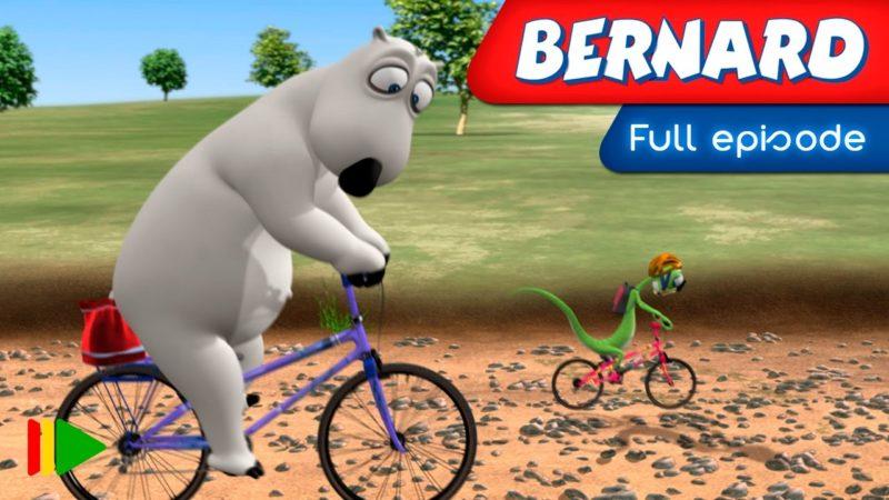 Bernard Bear – 150 – Mountain Biking