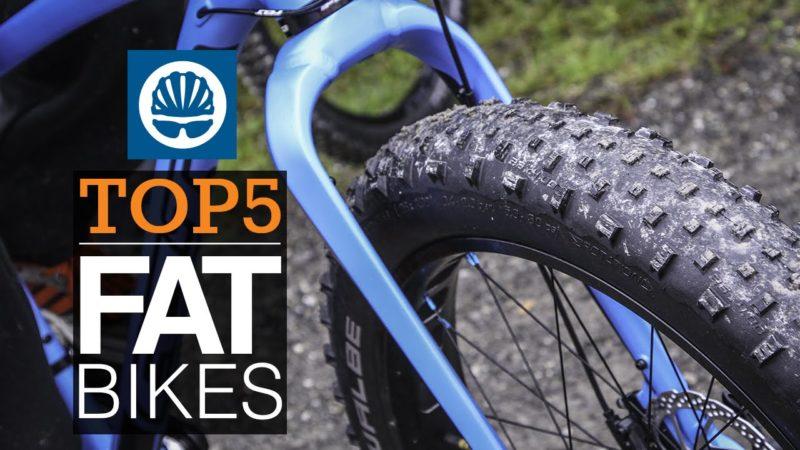 Top 5 – Fat Bikes