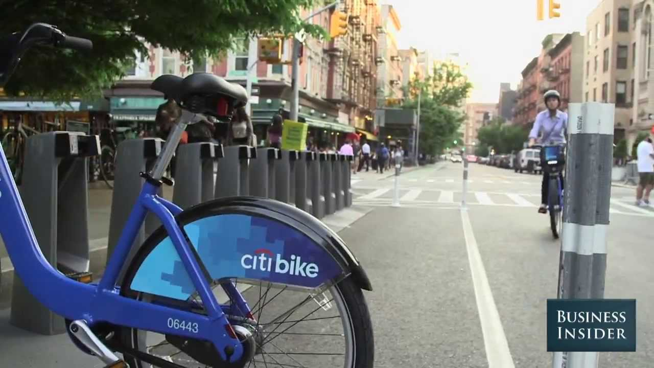 How To Use NYC's Bike-Sharing Program (And Not Hurt Yourself)