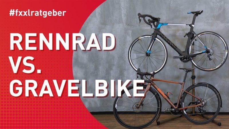 Gravel Bike vs. Rennrad – Wie unterscheiden sie sich?