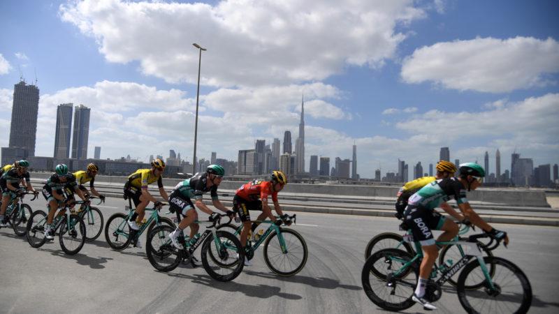 Le UAE Tour s'apprête à être la première course WorldTour de 2021, comme l'ont annoncé les équipes, dont l'Alpecin-Fenix de Mathieu van der Poel