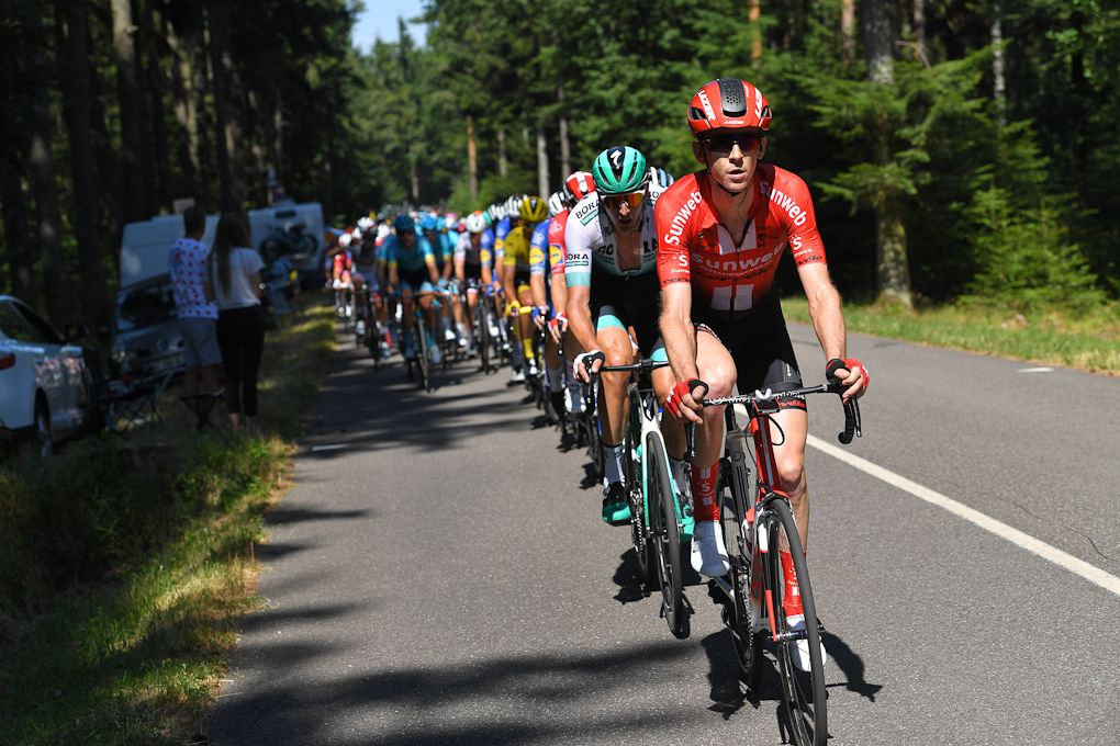Chad Haga blog: Rest day recollections of an eventful Tour de France