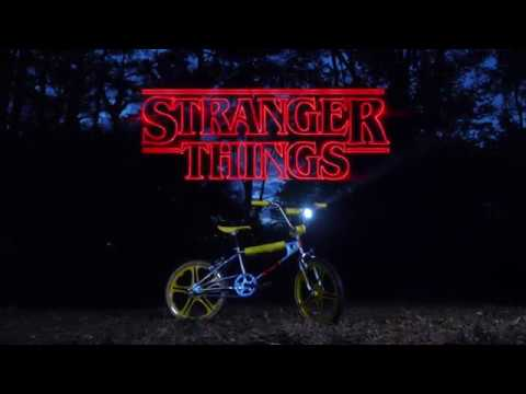 Stranger Things – Special Edition Mongoose Max Bike