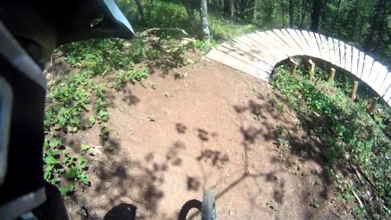 Copper Harbor Mountain Bike Trail System