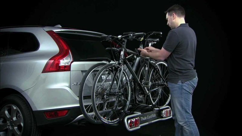 Bike Carrier Towbar – Thule EuroRide 940