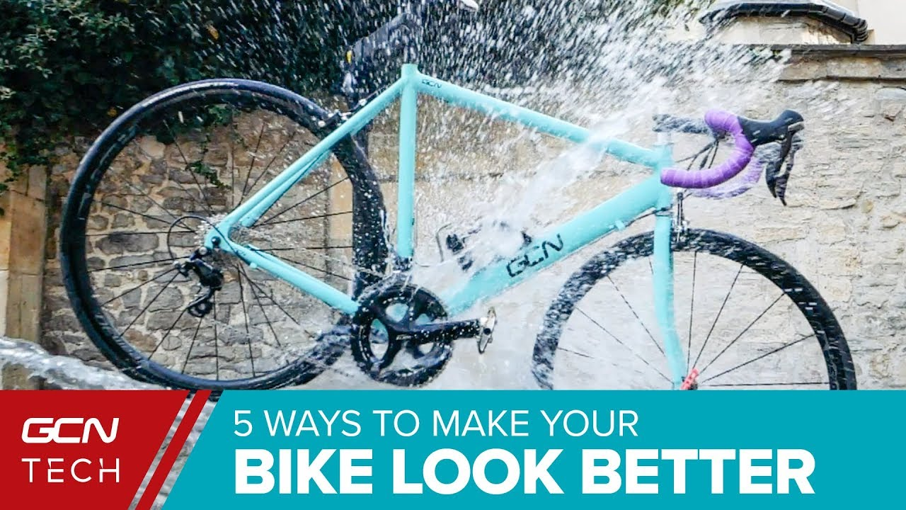 5 Ways To Instantly Make Your Road Bike Look Even Better
