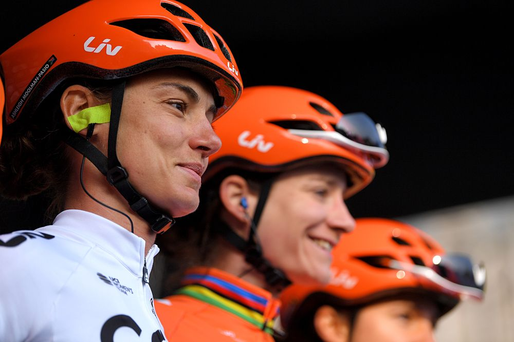 Ashleigh Moolman-Pasio blog: The sting of bad luck at Tour of Flanders