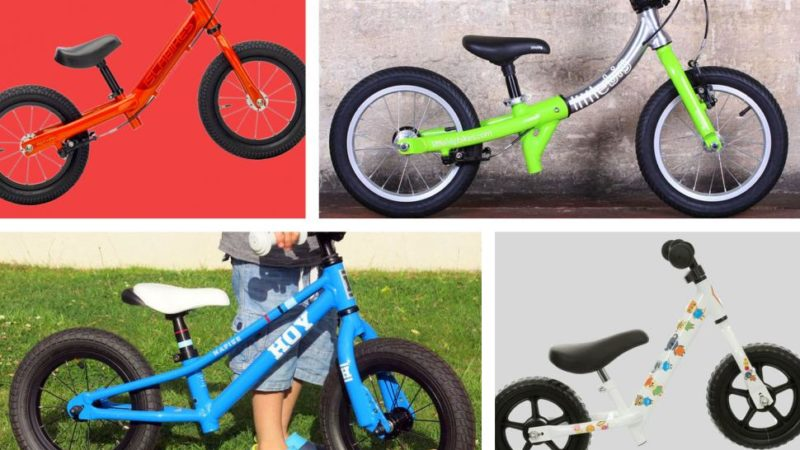 9 of the best balance bikes — push-alongs for kids that get them ready to pedal