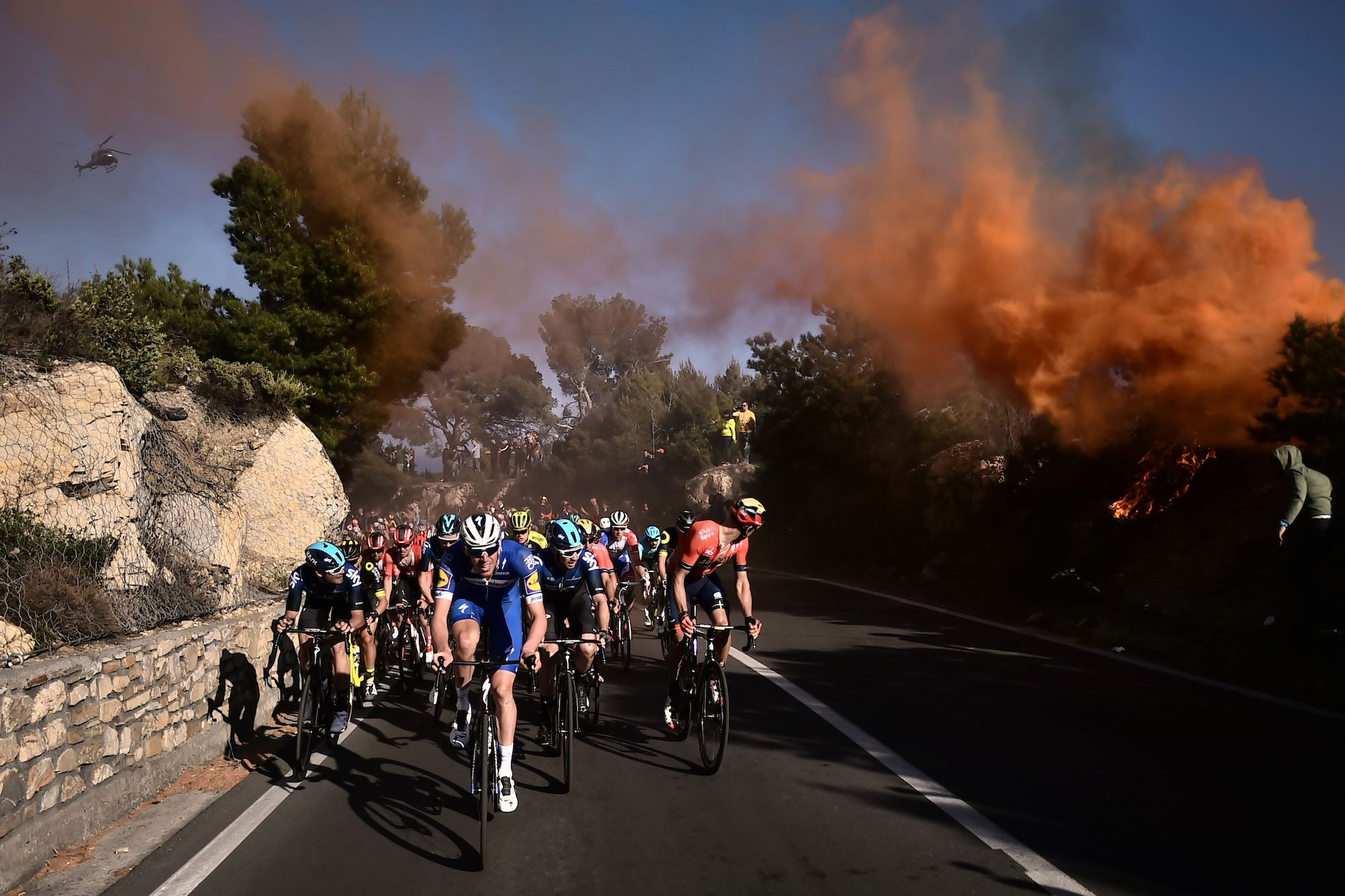 Milaan-San Remo 2021: Route en startlijst