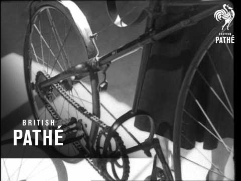 Birth Of The Bike (1937)