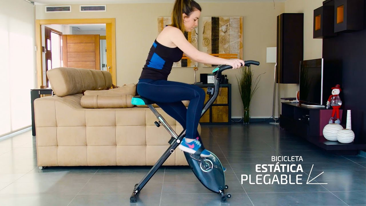 modelos bicicleta estatica domyos