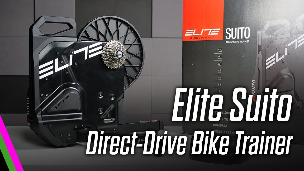 ELITE SUITO // Direct-Drive Smart Bike Trainer – First Impressions