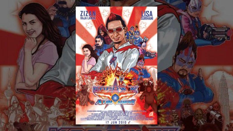 Kapoww!!! Atoi The Ajaib Boy (2010)