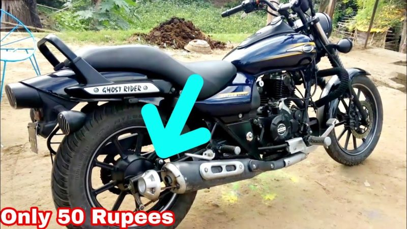 How to modify sound of any bike in jst ₹50.TBC shubham