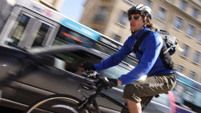 Monday moaning: 'Cyclists are always breaking the law and are a menace on the roads'