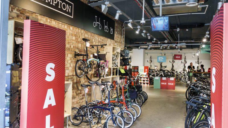 UK bike sales soar as stores sell out in coronavirus rush
