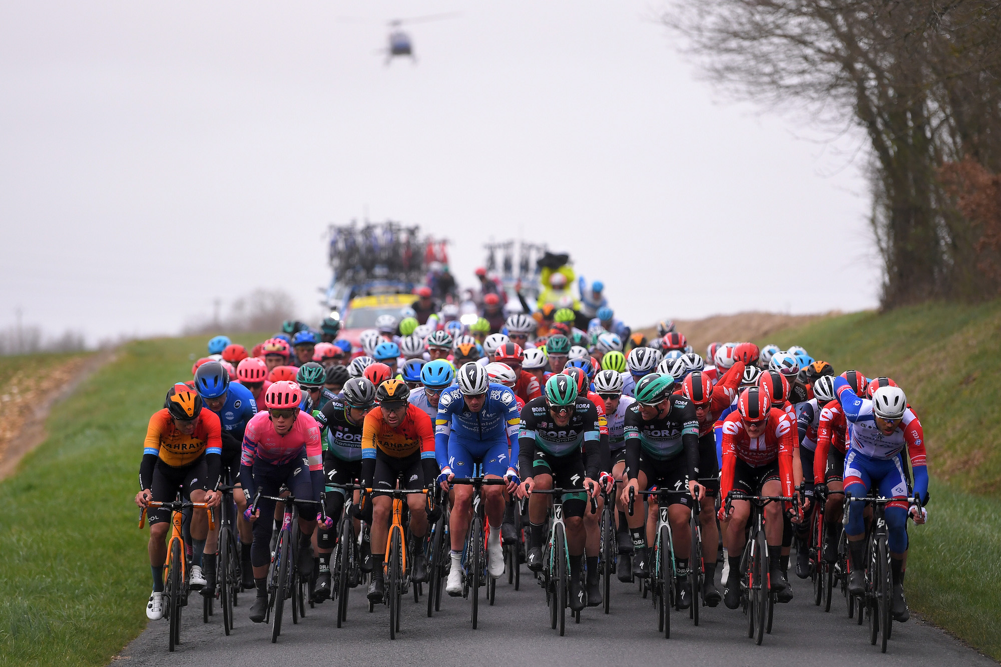 Paris-Nice 2021 start list: Line-ups for the 79th Race to the Sun
