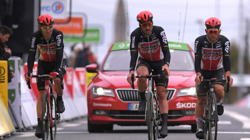 Lotto-Soudal divides squad into three clusters to reduce risk of coronavirus