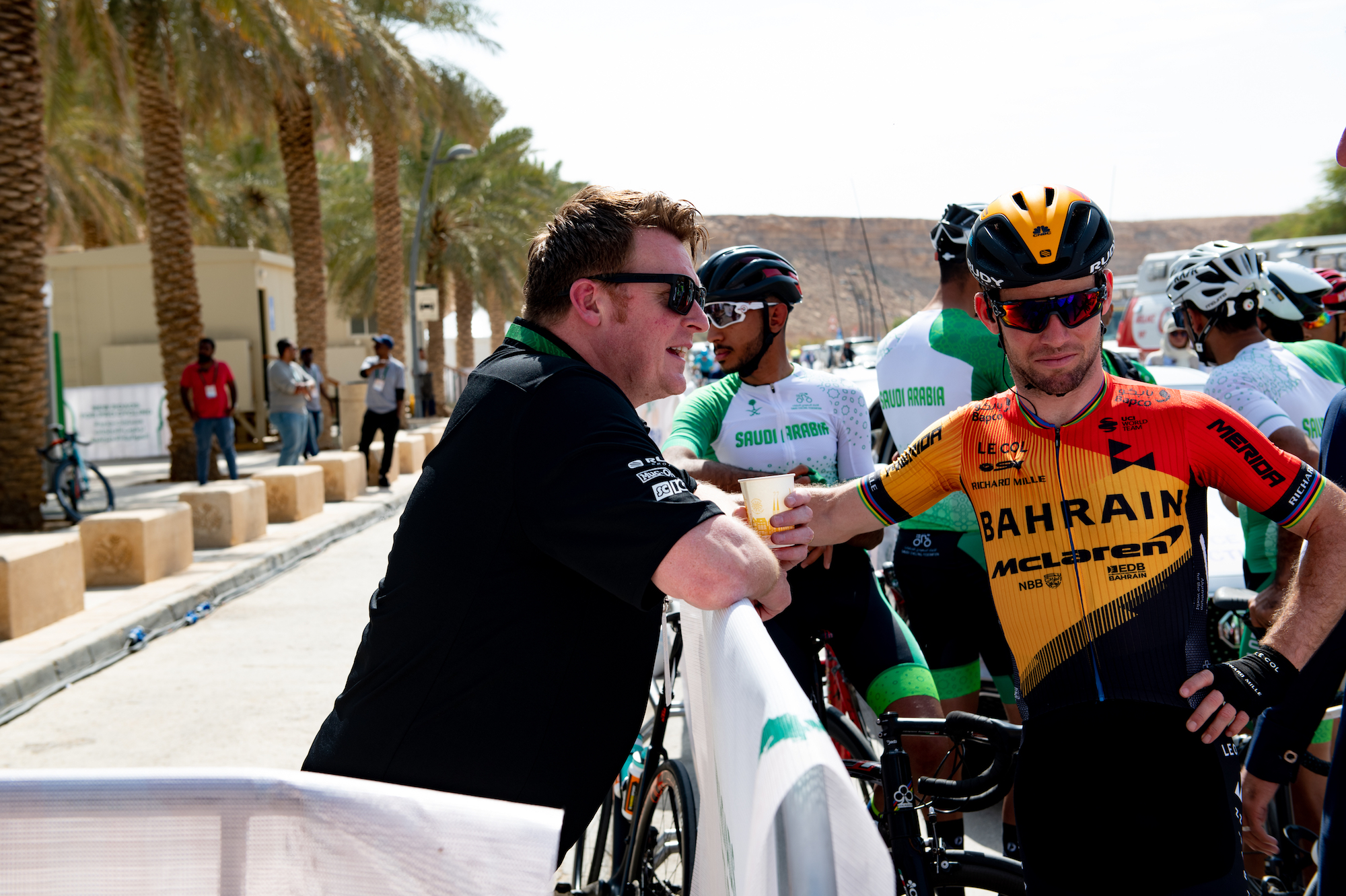Rod Ellingworth deja Bahrein-McLaren después de solo una temporada