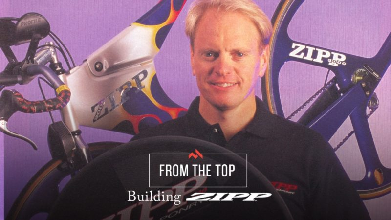 From the Top: How Zipp was built