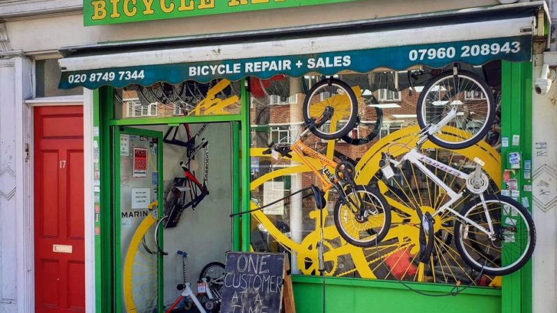 Government to issue half a million £50 repair vouchers to get neglected bikes back on the road