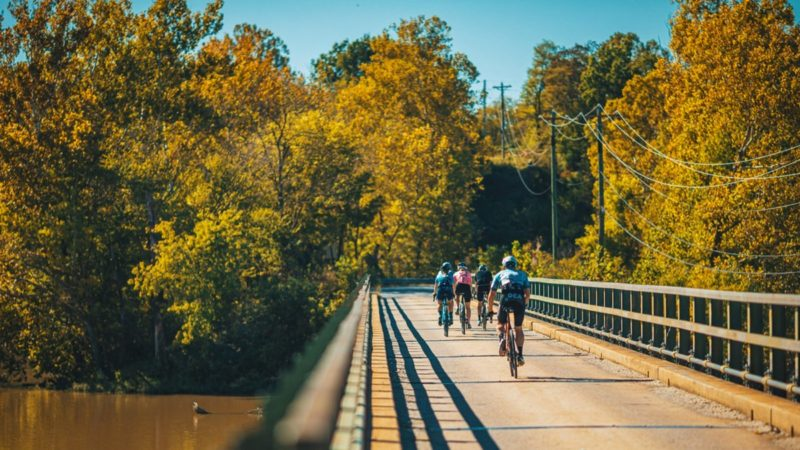 A Bicyclist's Guide to Riding in Northwest Arkansas