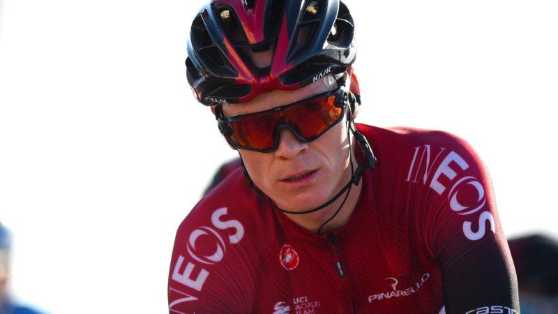 Froome, Nibali, Ewan among headliners for Challenge of Stars virtual race