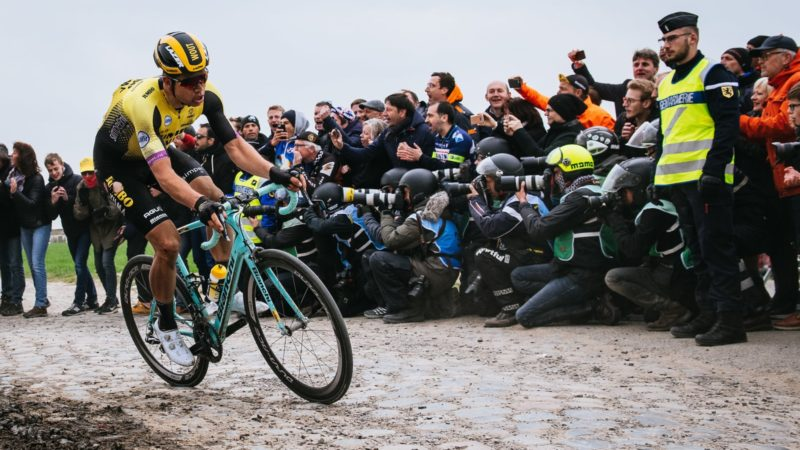Wout van Aert's monumental goals and Lotto-Soudal's bubbles: Daily News Digest