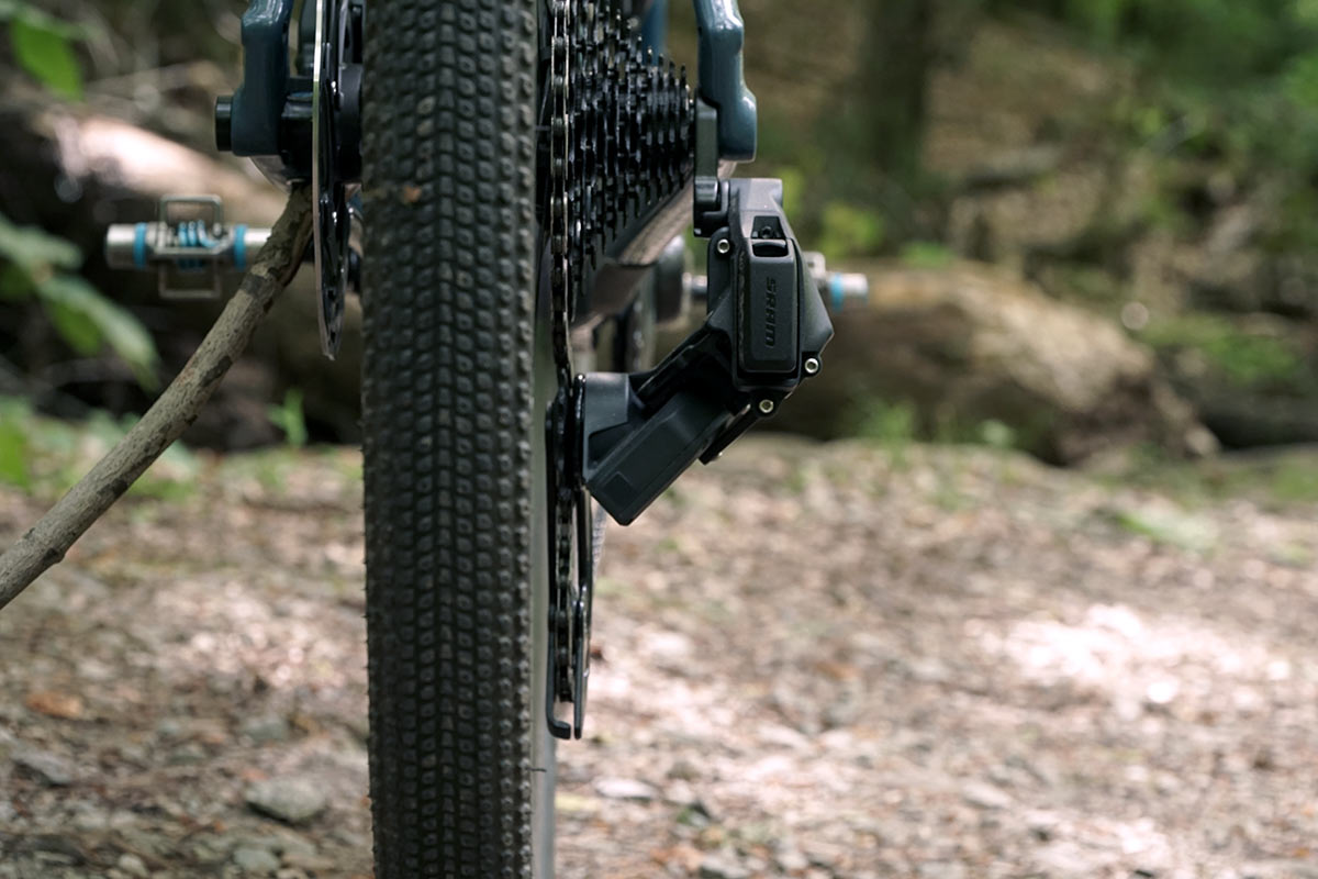 SRAM Force AXS Wide – Actual weights & first ride review