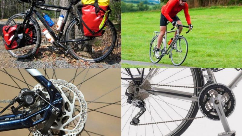 Explore and more – why your next bike should be a touring bike