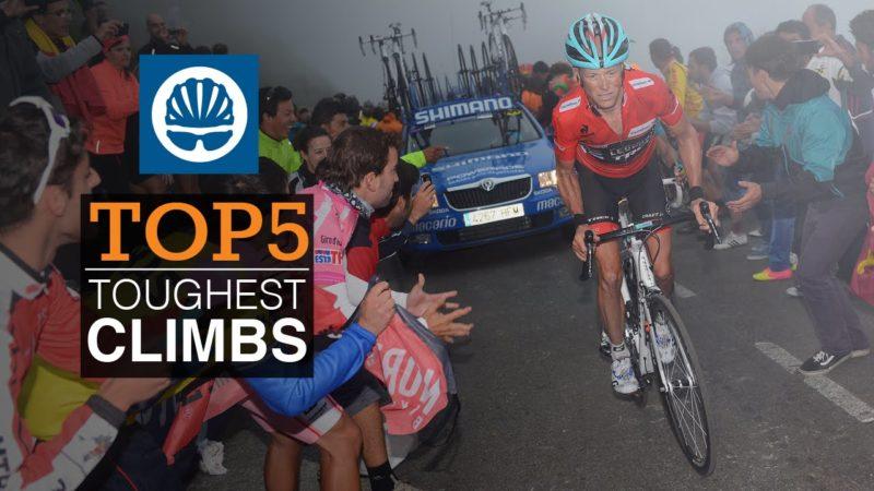 Top 5 – Toughest Cycling Climbs