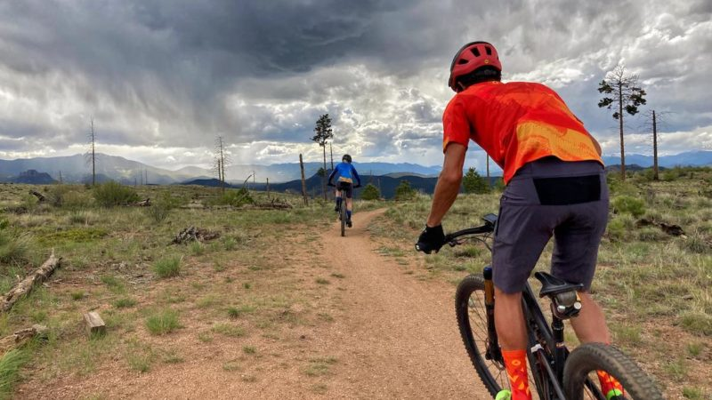 Bikerumor Pic Of The Day: Pine, Colorado