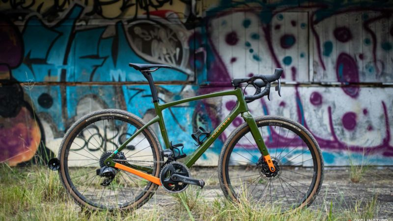 Chapter2 AO gravel frameset review: Sporty, comfy and adventure-y
