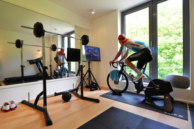Cycling and illness: Can intense training increase the risk of catching a virus?
