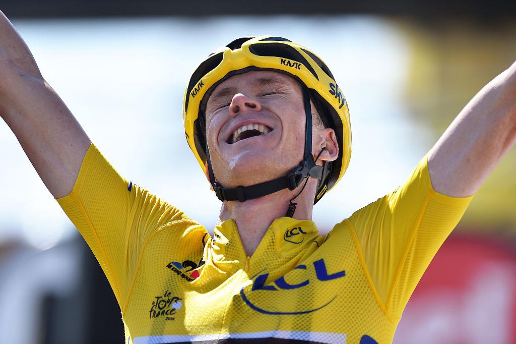 Est-ce que 2021 sera l'année où Chris Froome rejoindra le club à cinq victoires du Tour de France?  – VeloNews.com
