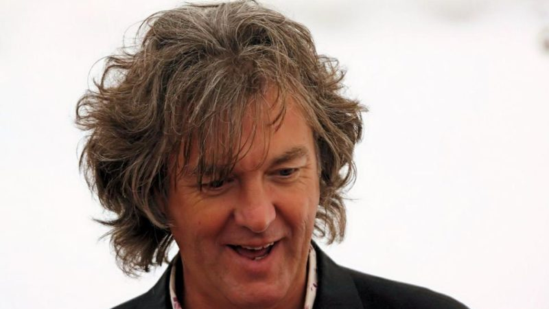 """James May urges Prime Minister Boris Johnson to """"bomb us with bicycles"""" with £80bn HS2 cash"""