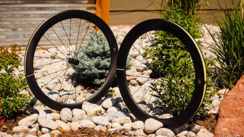 Santa Cruz gets into the road wheelset game with new Reserve carbon models