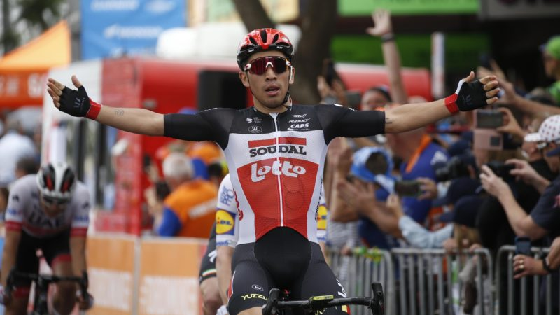 Ewan and Gilbert among headliners in Lotto-Soudal's Tour team