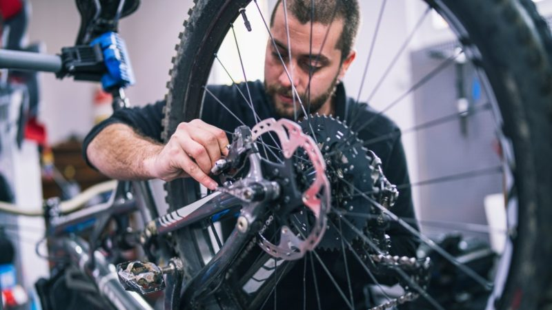 How to Replace Bike Brake Pads