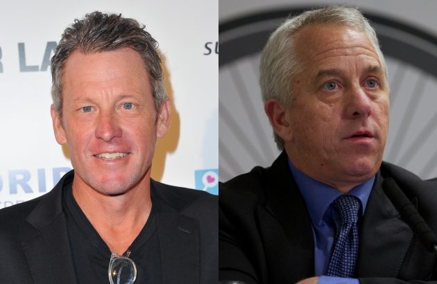 Lance Armstrong says he didn't like the Greg LeMond part of the ESPN documentary