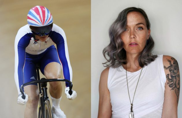 Victoria Pendleton: 'If I overtake a man I will hear a rapid crunching of gears'