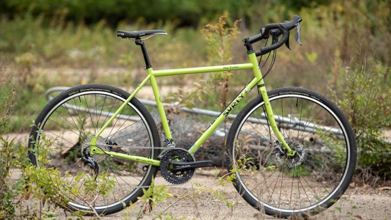 "Surly Long Haul Trucker Disc touring bike gets refreshed, though a 26"" option is still available"