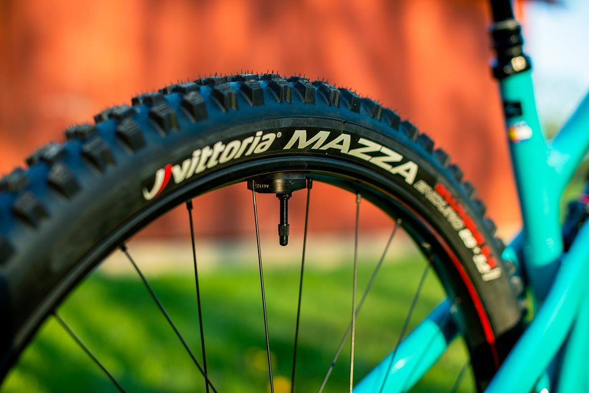Review: You want aggressive plus tyres