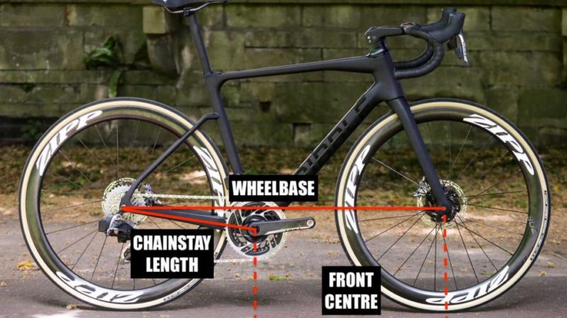 How to read a bike geometry table: the numbers made easy