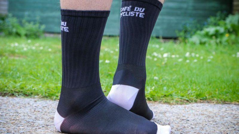 Review: Cafe du Cycliste Block Colour Cycling Socks