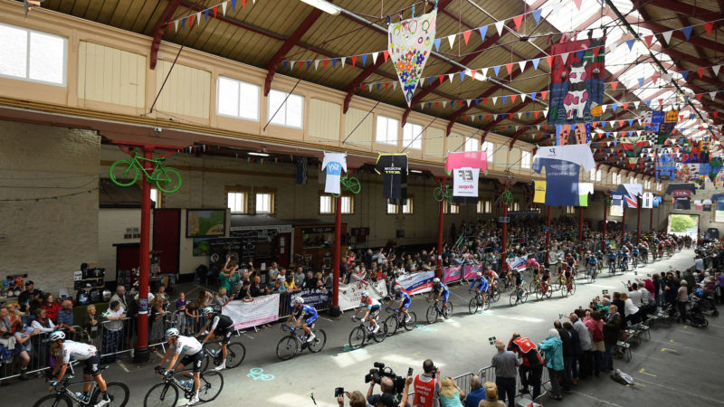 Tour of Britain heads to Isle of Wight in 2022