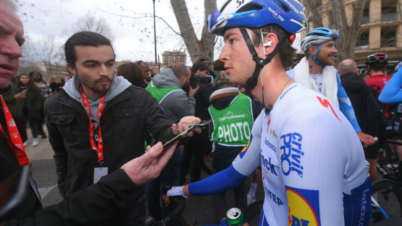 Ian Garrison turned away from flight to Europe as WorldTour season approaches – VeloNews.com