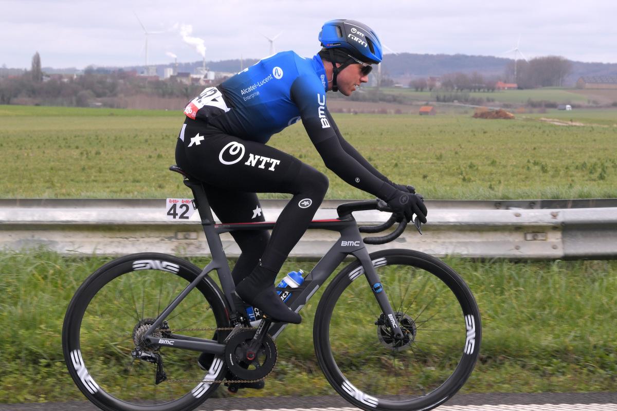 Possibile salvatore per NTT Pro Cycling mentre gli occhi di Edvald Boasson Hagen si muovono – VeloNews.com